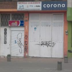 Mundo Ceramico en Bogotá