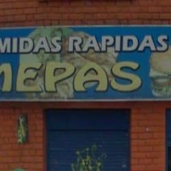 Comidas Rápidas Mepas en Bogotá