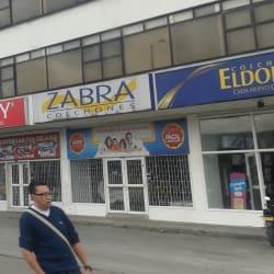 Colchones Zabra en Bogotá