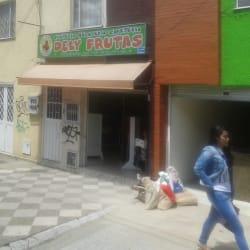 Dely Frutas en Bogotá