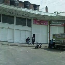 Cubiertas de Colombia en Bogotá