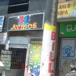 Devils Ltda Avisos en Bogotá