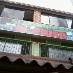 Albóndigas El Paisa en Bogotá
