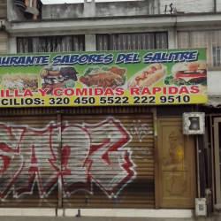 Restaurante Sabores del Salitre en Bogotá