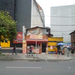 Bar Burguer Pizza en Bogotá