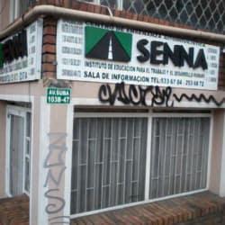 Centro de Enseñanza Automovilística Senna en Bogotá