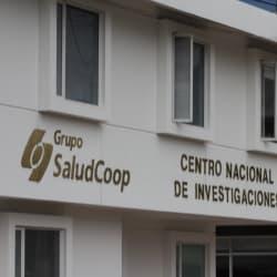 Centro Nacional de Investigación SaludCoop en Bogotá