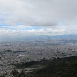 Cerro Elefante  en Bogotá