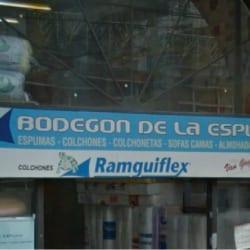 Bodegón de la Espuma en Bogotá