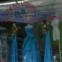 Casa de Modas y Recepciones M y M en Bogotá