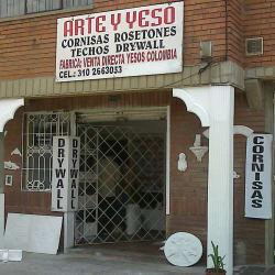 Arte y Yeso en Bogotá