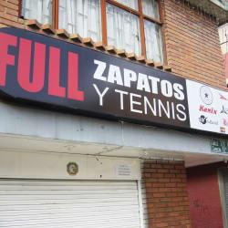 Zapatos y Tennis Full en Bogotá