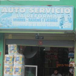 Auto Servicio Supermercado en Bogotá