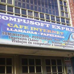 Compusoft Express en Bogotá