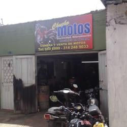 Chucho Motos en Bogotá