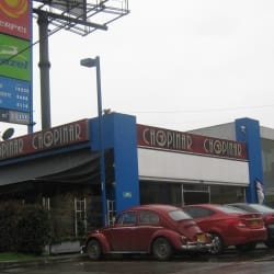 Chopinar Calle 100 en Bogotá