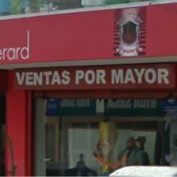 Dgerard Restrepo en Bogotá