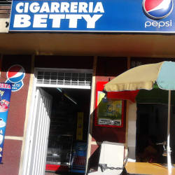 Cigarrería Betty en Bogotá