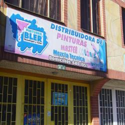 Distribuidora De Pinturas Master Colores en Bogotá
