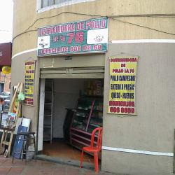 Distribuidora De Pollos De La 76 en Bogotá