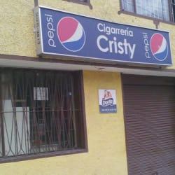 Cigarrería Cristy en Bogotá