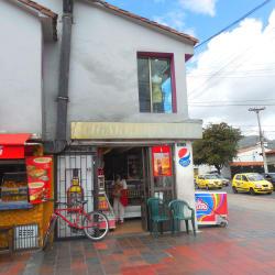 Cigarrería 141 en Bogotá