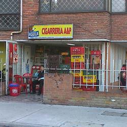 Cigarrería A&P en Bogotá