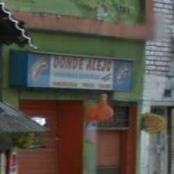 Donde Alejo en Bogotá