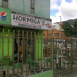 Cigarrería Hormiga's en Bogotá