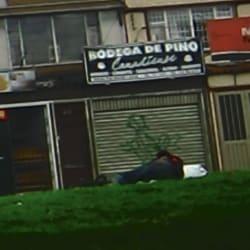 Bodega De Pino en Bogotá