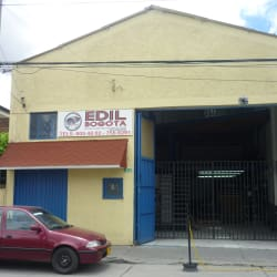 Abastece Edil Bogotá en Bogotá