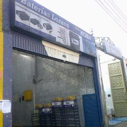 Baterías Lozano en Bogotá