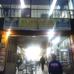El Mirador en Bogotá