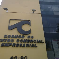 Centro Comercial Cosmos 64 en Bogotá