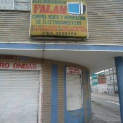 Electroservicio Falan en Bogotá