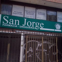 Droguería San Jorge Calle 53 en Bogotá