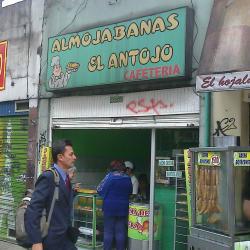 Almojábanas El Antojo en Bogotá
