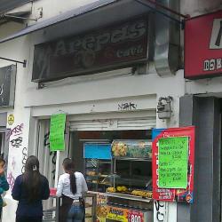 Arepas & Café en Bogotá