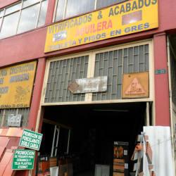 Vitrificados y Acabados Aguilera en Bogotá