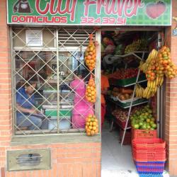 City Fruver en Bogotá