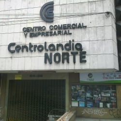 Centro Comercial Empresarial Centrolandia Norte en Bogotá