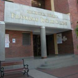 Biblioteca Pública de Suba Francisco José de Caldas en Bogotá