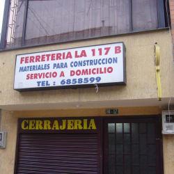 Ferretería La 117 B en Bogotá