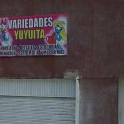 Variedades Yuyuita en Bogotá