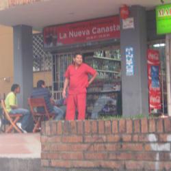 Cigarrería y Supermercado La Nueva Canasta en Bogotá