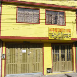 Autoferretería G.R en Bogotá