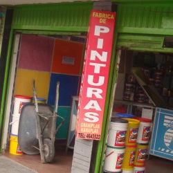 Fábrica De Pinturas Avenida Caracas con 45B en Bogotá