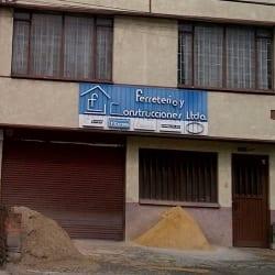 Ferretería y Construcciones Ltda en Bogotá