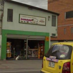 Dimarpinturas en Bogotá