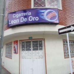 Cigarrería León De Oro en Bogotá
